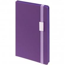 Блокнот Shall Direct, фиолетовый