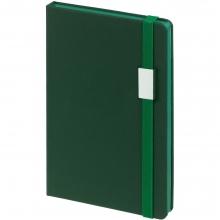 Блокнот Shall Direct, зеленый