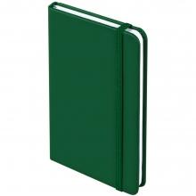 Блокнот Nota Bene, зеленый