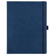 Блокнот Freenote Maxi, в линейку, синий