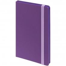 Блокнот Shall, фиолетовый