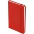 Блокнот Nota Bene, красный, , искусственная кожа