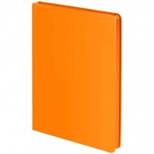 Ежедневник Shall, недатированный, оранжевый