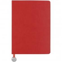 Ежедневник Exact, недатированный, красный