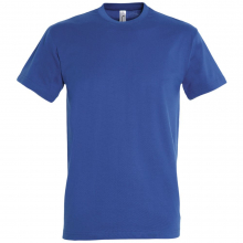 Футболка IMPERIAL 190, ярко-синяя (royal)