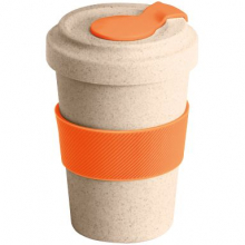 Чашка Have a Drink, оранжевая