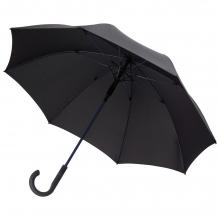 Зонт-трость с цветными спицами Color Style ver.2, синий