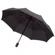 Зонт складной AOC Mini ver.2, красный