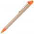 Ручка шариковая Wandy, оранжевая, , пластик; картон
