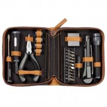 Набор инструментов в чехле Standart, серый