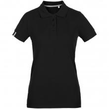 Рубашка поло женская Virma Premium Lady, черная