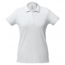 Рубашка поло женская Virma Lady, белая