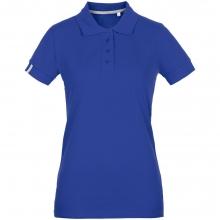 Рубашка поло женская Virma Premium Lady, ярко-синяя