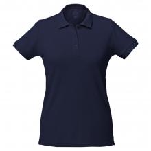 Рубашка поло женская Virma Lady, темно-синяя