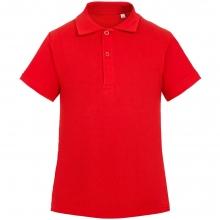 Рубашка поло детская Virma Kids, красная