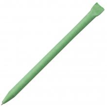 Ручка шариковая Carton Color, зеленая