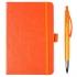 Набор Idea, оранжевый, , пластик; картон; искусственная кожа