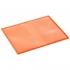 Обложка для паспорта Twill, оранжевая, , полиуретан
