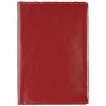 Обложка для паспорта Apache, красная