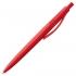 Ручка шариковая Prodir DS2 PPP, красная, красный, пластик