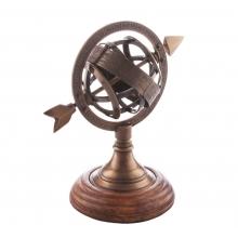 Пресс-папье Sundial, латунь