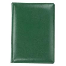 Ежедневник Nebraska, недатированный, зеленый