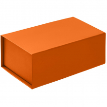 Коробка LumiBox, оранжевая