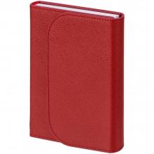 Ежедневник Clappy Mini, недатированный, красный