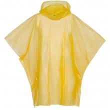 Дождевик-пончо RainProof, желтый
