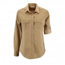 Рубашка женская BURMA WOMEN, бежевая