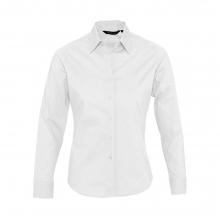 Рубашка женская с длинным рукавом EDEN 140 белая