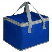 Сумка холодильник Glacier, синяя