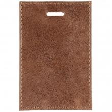 Чехол для карточки Apache, светло-коричневый