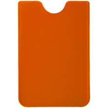 Чехол для карточки Dorset, оранжевый