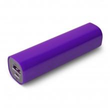 Внешний аккумулятор Easy Shape 2000 мАч, фиолетовый