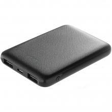 Внешний аккумулятор Uniscend Full Feel 5000 мАч, черный