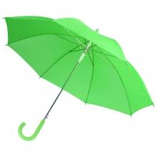 Зонт-трость Unit Promo, зеленое яблоко