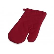 Хлопковая рукавица, бордовый
