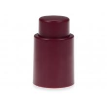 Вакуумная пробка для вина, бордовый