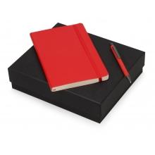 Подарочный набор Moleskine Van Gogh с блокнотом А5 и ручкой, красный