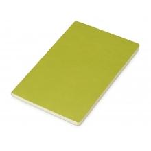 Блокнот Wispy линованный в мягкой обложке, зеленое-яблоко