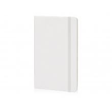Записная книжка Moleskine Classic (в линейку) в твердой обложке, Medium (11,5x18 см), белый