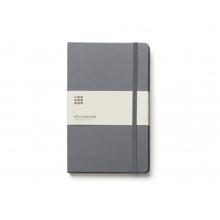 Записная книжка Moleskine Classic (в линейку), Pocket (9х14 см), серый