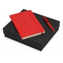 Подарочный набор Moleskine Indiana с блокнотом А5 и ручкой, красный