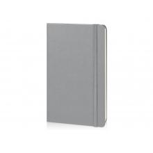 Записная книжка Moleskine Classic (в линейку) в твердой обложке, Medium (11,5x18 см), серый