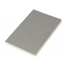 Блокнот Wispy линованный в мягкой обложке, серый