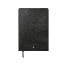 Записная книжка Fine Stationery #146. Montblanc, черный, в линейку