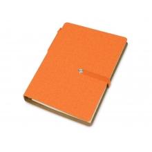 Набор стикеров Write and stick с ручкой и блокнотом, оранжевый