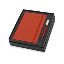 Набор Uma Vision с ручкой и блокнотом А5, красный
