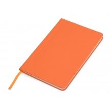 Блокнот А5 Magnet 14,3*21 с магнитным держателем для ручки, оранжевый